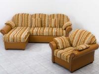 Mexikó sarokülő és fotel