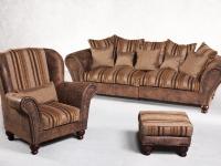 Wales kanapé és fotel